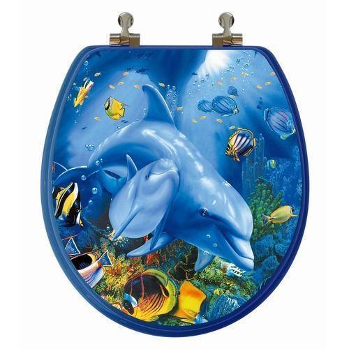 Ocean Toilet Seat Ebay