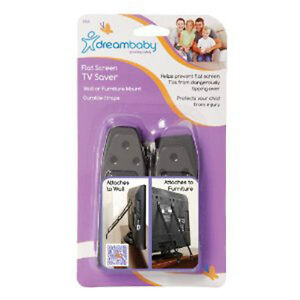 DreamBaby-Flat-Screen-TV-Saver-Child-Safety-Anti-Tip-Tipping-Over-Straps-L860