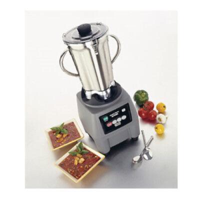 Waring Cb15 Heavy-duty Countertop Food Blender With 1-gallon Capacity