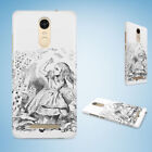 Alice in Wonderland Alice in Wonderland Cases, Covers and Skins for Xiaomi Mobile Phone