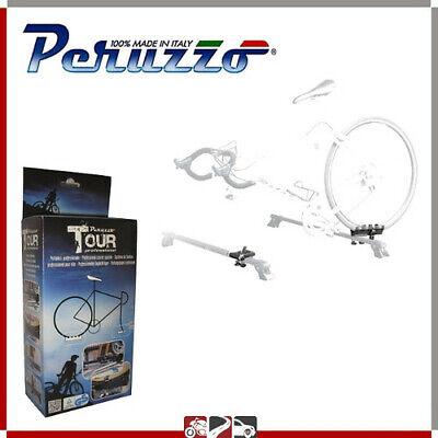 Soporte para Bicicletas Puerto Bicicleta Coche De Techo Mini Cerradura Alarma