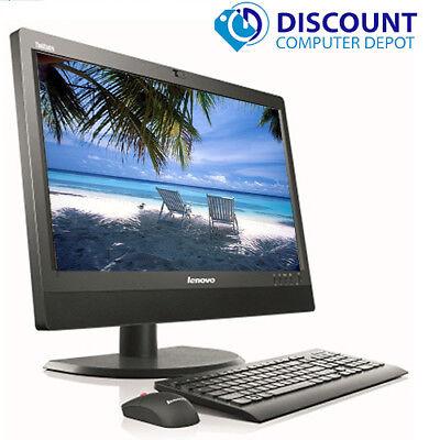 "Lenovo M90z 23"" All-in-One TouchScreen Desktop Computer i5 4GB 500GB Windows 10"