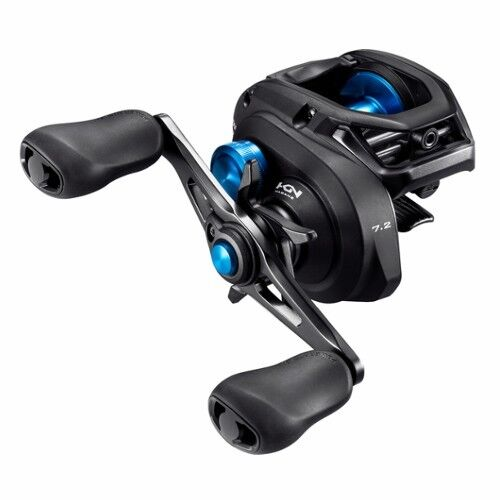 SHIMANO SLX 150, Extra High Gear, Low Profile Baitcasting Fi