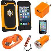 iPod Touch 4th Generation Case Orange