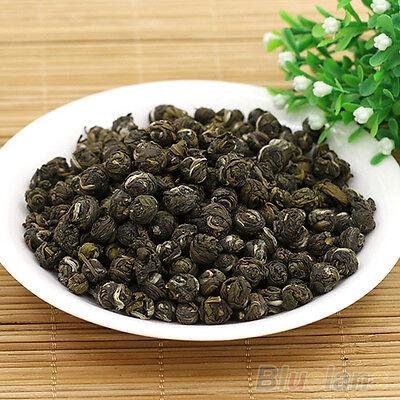 Ideal Chinese Organic Premium Jasmine Dragon Pearl Ball Natural Green Tea 100g