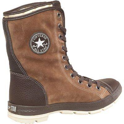 Converse Chuck Taylor All Star Storm Boot X Hi Brown Sneaker Neu EUR 40, UK 6 ()