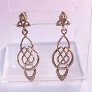 Scottish Silver Earrings