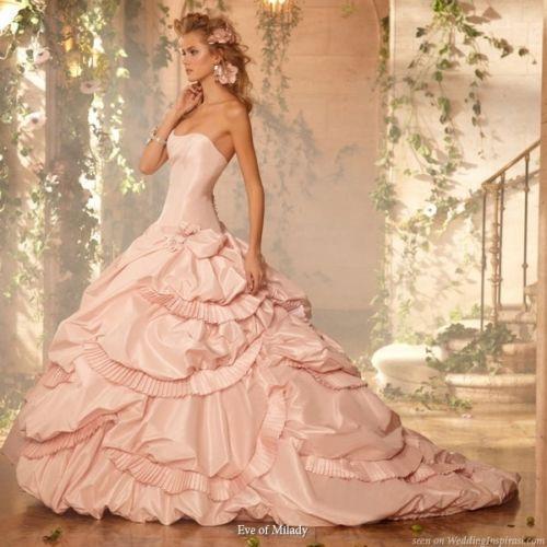 Eve Of Milady: Wedding Dresses