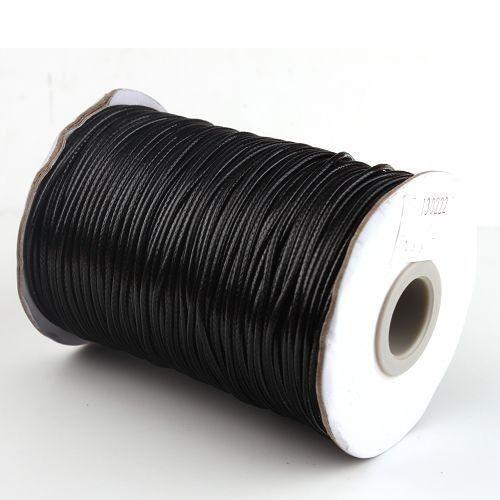 Waxed nylon