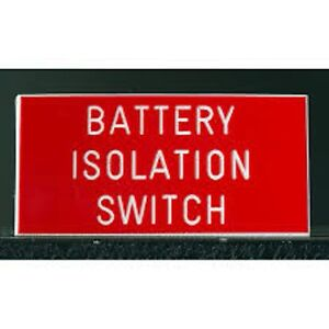 Engraved-Laminate-Plastic-Sign-Choose-Your-Own-Wording-150mm-x-150mm-From-Melian