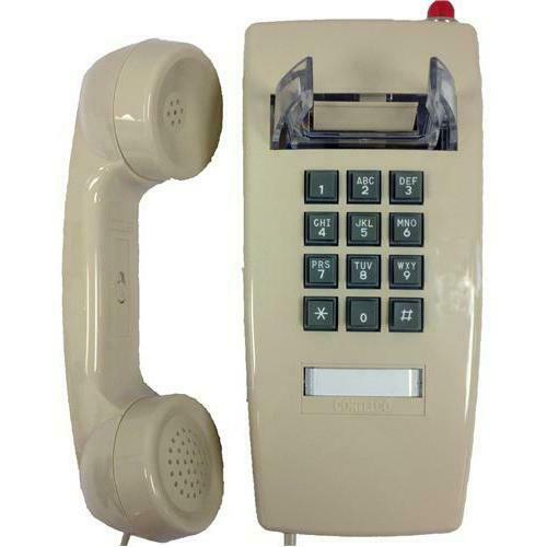 ITT 2554-VOE-27MD-ASH 255444V0E27MD WALL PHONE W/MSG LIGHT