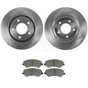 Chrysler Town and Country Brake Rotors