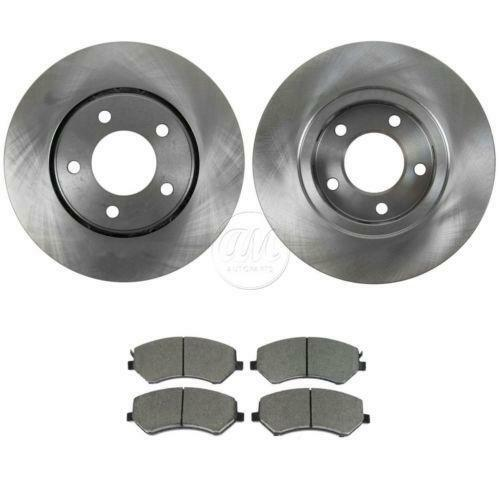 Chrysler Town And Country Brake Rotors Ebay