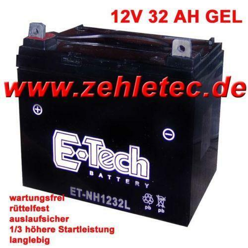 gel batterie 12v 30ah ebay. Black Bedroom Furniture Sets. Home Design Ideas