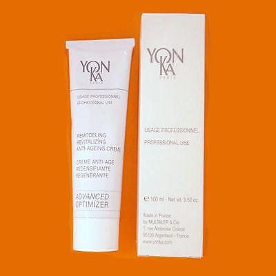 100 Ml Cream (YONKA ADVANCED OPTIMIZER CREAM CREME 3.52 100 ML PROFESSIONAL SALON PRO SIZE)