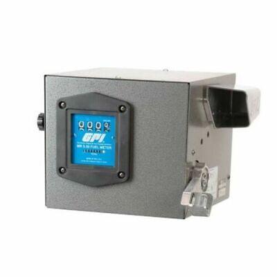 Gpi Cm-3120 Carbon Vane Cabinet Fuel Transfer Pumpmeter 143620-01
