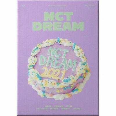 NCT DREAM - 2021 SEASON'S GREETINGS, Express Shipping DHL Fedex