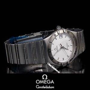 Brand New OMEGA CONSTELLATION Men's Silver Dial - Boxed Sydney Region Preview