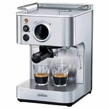 Sunbeam EM3800 Espresso Coffee Machine Maroubra Eastern Suburbs Preview