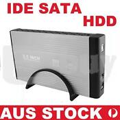 3.5 IDE External Hard Drive Case