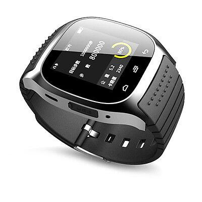 M26 Smart Bluetooth Wrist Waterproof Watch Phone Associate For Andriod IOS Samsung LG
