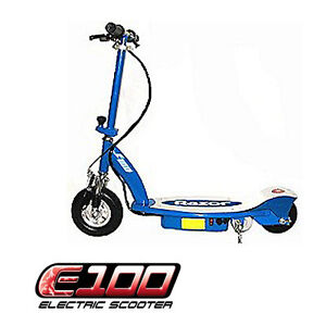 Razor e 100 Electric Scooters...$150.00 incl. two new Batteries