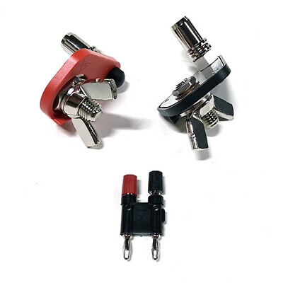 Megger 1005-555 Terminal Adapters For Dlro100 Series Set Of 2