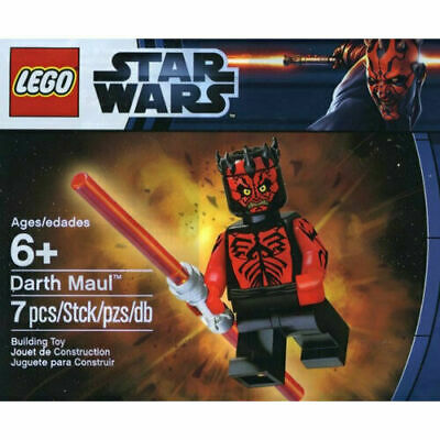 LEGO Star Wars DARTH MAUL 5000062 Minifigure Promo Sealed Polybag