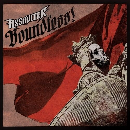 ASSAULTER - Boundless CD