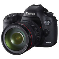 BRAND NEW CANON EOS 5D MARK III WITH EF 24-105 F/4L IS USM KIT