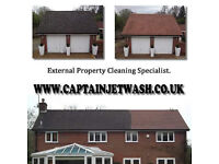 Pressure Washing Services Crawley, Horsham, West Sussex, Patio Cleaning, Decking Cleaning, Driveway.