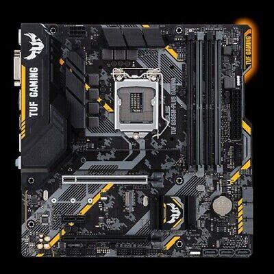 ASUS TUF B365M-PLUS GAMING Intel B365 1151 LGA MicroATX Desktop Motherboard A