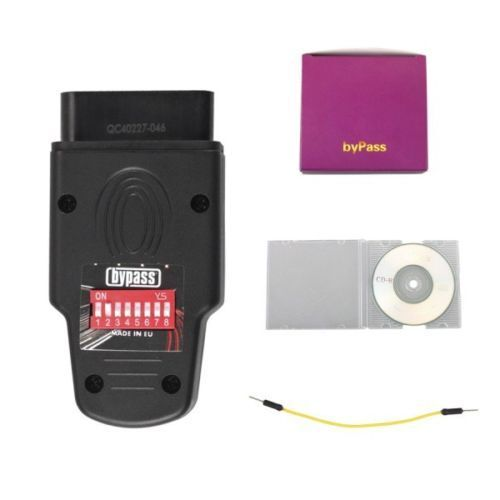 Immo Bypass Immobilizer Bypass ECU Unlock Immobilizer Tool for EDC
