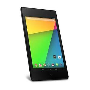 "Like New Asus Nexus 7 2nd Gen Tablet 7"" 32GB Android Marshmallow"