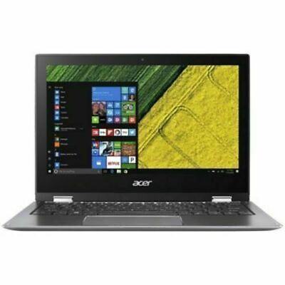 """Acer Spin 1 11.6"""" Touchscreen Laptop 4GB 64GB Windows 10 (SP111-33-P88S)"""