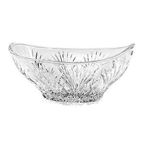 Marquis Newberry Oval Crystal bowl - brand new