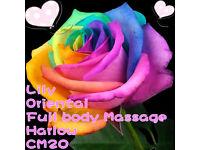 Oriental massage Full body massage in Harlow