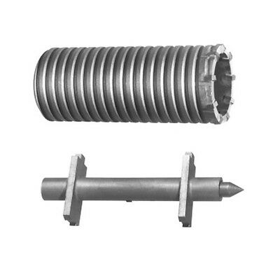 Relton Hammer Core Bits Core Body And Starter Point With 4 1 2  Diameter