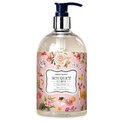 bouquetgarni Body Wash Floral Musk 520ml Natural Moisturizer Smoothing K beauty