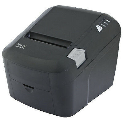 Aldelo Pos-x Evo Thermal Printer Usb Serial Ethernet Ac New