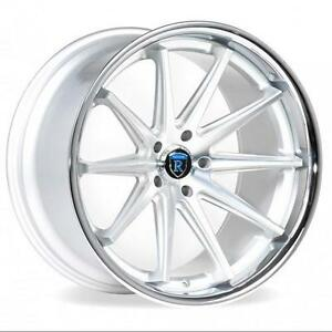 MAGS ROUES ROHANA RC10 19x8.5 19x9.5 5X120 BMW CONAVE STAGGERED
