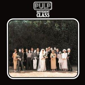 Pulp - Different Class - Vinyl LP *NEW & SEALED*