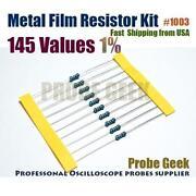 Assorted Resistors