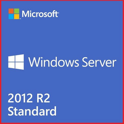 Windows Server 2012 R2 Standard License + Full Retail Version +Download Link+ESD
