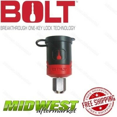 - Bolt Jeep Spare Tire Lock For 1997 and Newer Jeep TJ JK