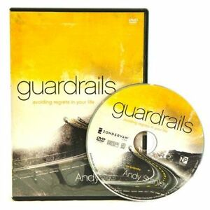 DVD guardrails - avoiding regrets in your life Kitchener / Waterloo Kitchener Area image 1