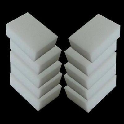 Melamine Sponge Magic Sponge Eraser Melamine Cleaner Eco-Friendly White