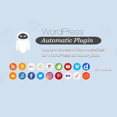 Wordpress Automatic Plugin - Wordpress Plugins And Themes