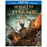 Blu Ray 3D Wrath