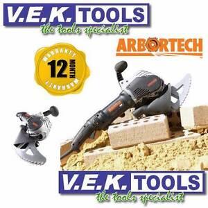 ARBORTECH AS170 ALLSAW Brick & Mortar CHASER SAW!!!!!!! Smithfield Parramatta Area Preview